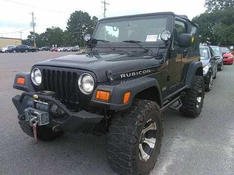 2006 Jeep Wrangler for sale at Adams Auto Group Inc. in Charlotte NC