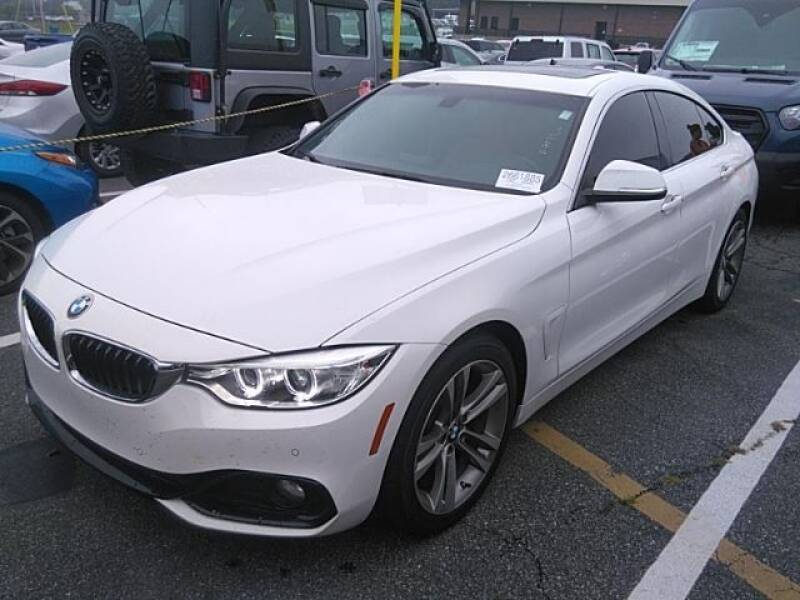2017 BMW 4 Series for sale at Adams Auto Group Inc. in Charlotte NC