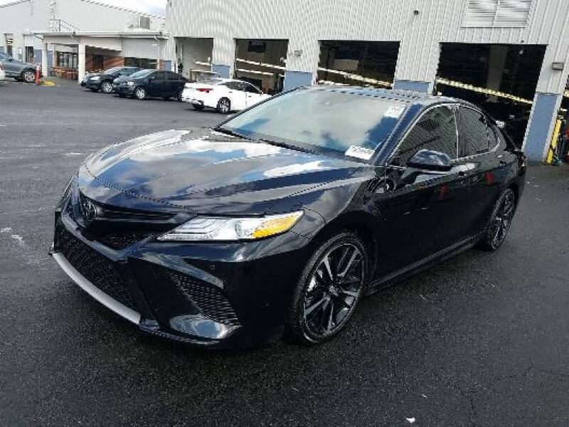 2020 Toyota Camry for sale at Adams Auto Group Inc. in Charlotte NC