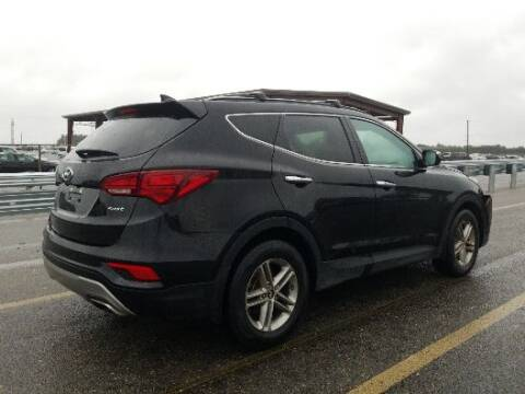 2018 Hyundai Santa Fe Sport for sale at Adams Auto Group Inc. in Charlotte NC