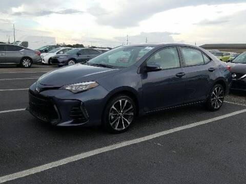 2017 Toyota Corolla for sale at Adams Auto Group Inc. in Charlotte NC