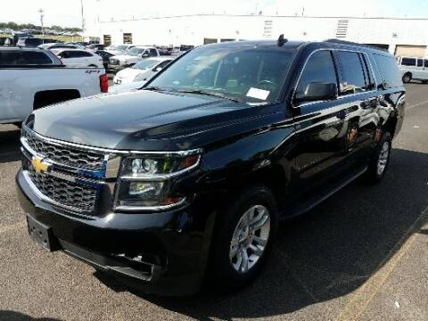 2018 Chevrolet Suburban for sale at Adams Auto Group Inc. in Charlotte NC