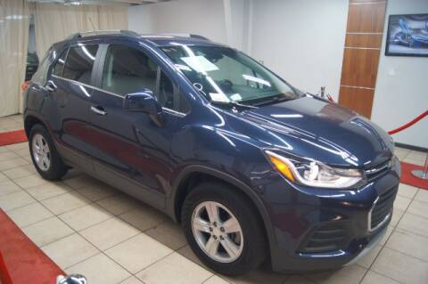 2018 Chevrolet Trax for sale at Adams Auto Group Inc. in Charlotte NC