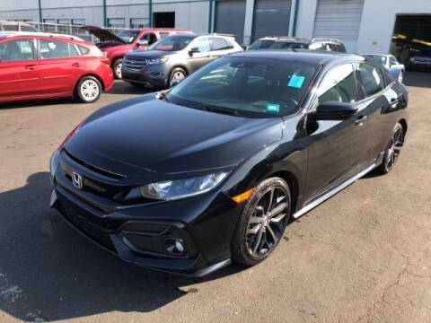 2020 Honda Civic for sale at Adams Auto Group Inc. in Charlotte NC