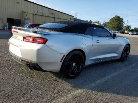 2018 Chevrolet Camaro for sale at Adams Auto Group Inc. in Charlotte NC