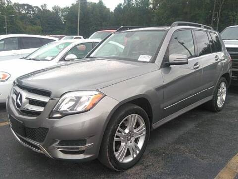 2015 Mercedes-Benz GLK for sale at Adams Auto Group Inc. in Charlotte NC