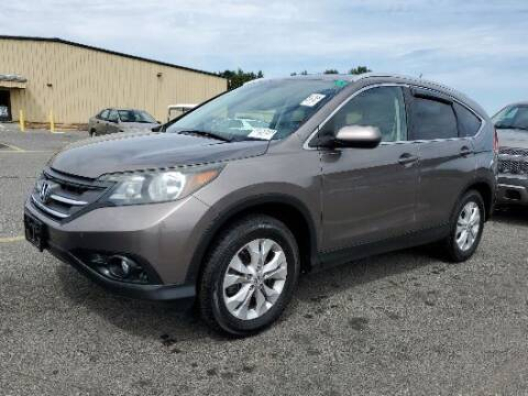 2012 Honda CR-V for sale at Adams Auto Group Inc. in Charlotte NC