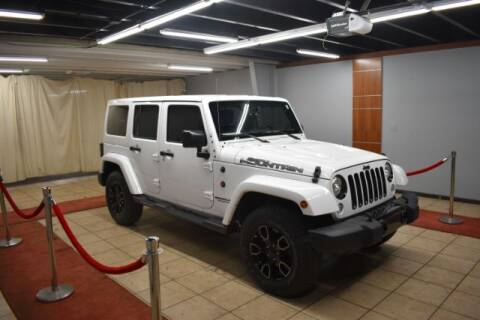2017 Jeep Wrangler Unlimited for sale at Adams Auto Group Inc. in Charlotte NC