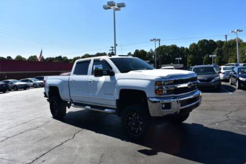 2016 Chevrolet Silverado 2500HD for sale at Adams Auto Group Inc. in Charlotte NC