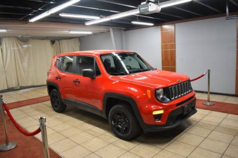 2020 Jeep Renegade for sale at Adams Auto Group Inc. in Charlotte NC