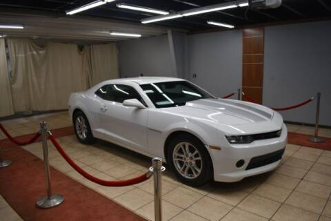 2015 Chevrolet Camaro for sale at Adams Auto Group Inc. in Charlotte NC