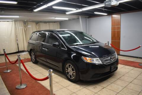 2013 Honda Odyssey for sale at Adams Auto Group Inc. in Charlotte NC
