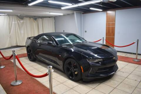 2017 Chevrolet Camaro for sale at Adams Auto Group Inc. in Charlotte NC