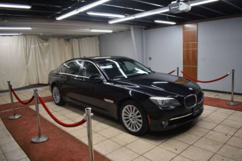 2012 BMW 7 Series for sale at Adams Auto Group Inc. in Charlotte NC