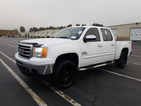 2012 GMC Sierra 1500 for sale at Adams Auto Group Inc. in Charlotte NC