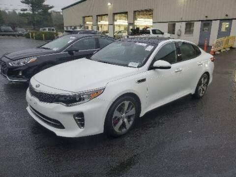 2016 Kia Optima for sale at Adams Auto Group Inc. in Charlotte NC