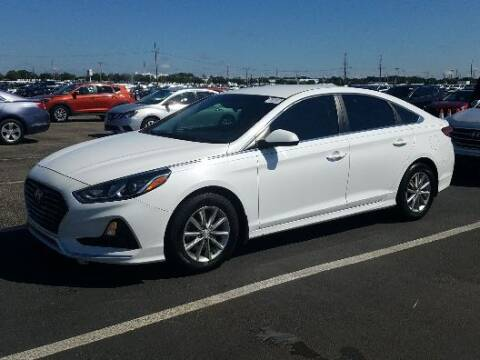 2018 Hyundai Sonata for sale at Adams Auto Group Inc. in Charlotte NC