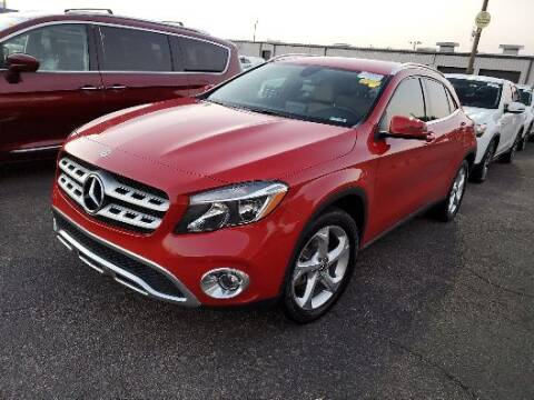 2018 Mercedes-Benz GLA for sale at Adams Auto Group Inc. in Charlotte NC