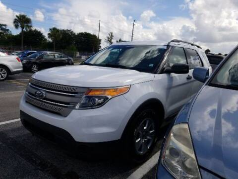 2014 Ford Explorer for sale at Adams Auto Group Inc. in Charlotte NC