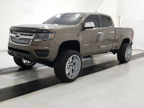 2015 Chevrolet Colorado for sale at Adams Auto Group Inc. in Charlotte NC