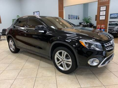 2019 Mercedes-Benz GLA for sale at Adams Auto Group Inc. in Charlotte NC
