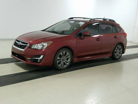 2016 Subaru Impreza for sale at Adams Auto Group Inc. in Charlotte NC