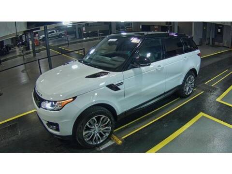 2017 Land Rover Range Rover Sport for sale at Adams Auto Group Inc. in Charlotte NC