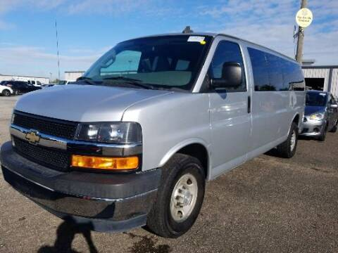 2017 Chevrolet Express Passenger for sale at Adams Auto Group Inc. in Charlotte NC