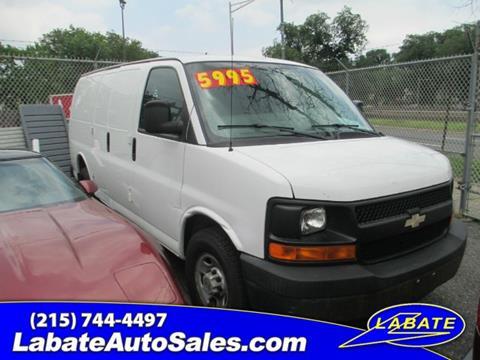 2008 Chevrolet Express Cargo for sale in Philadelphia, PA
