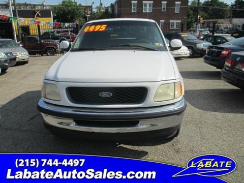 1998 Ford F-150 for sale in Philadelphia PA