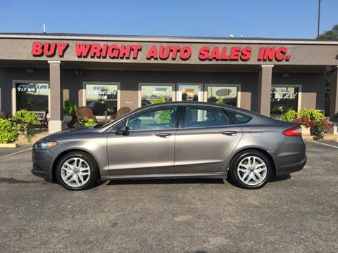 2013 Ford Fusion for sale in Rogers, AR