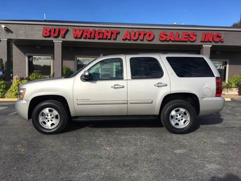 2007 Chevrolet Tahoe for sale in Rogers, AR