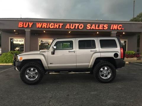 2008 HUMMER H3 for sale in Rogers, AR