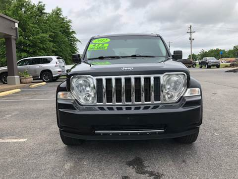 2012 Jeep Liberty for sale in Rogers, AR