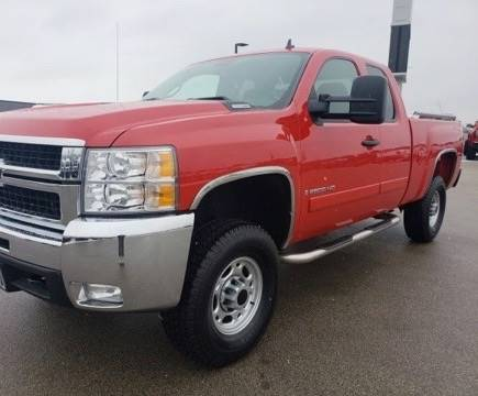 2009 GMC Sierra 2500HD for sale in Rogers, AR