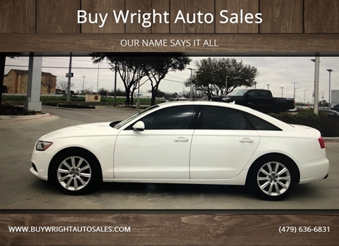 2014 Audi A6 for sale in Rogers, AR