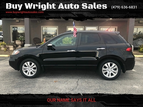 2010 Acura RDX for sale in Rogers, AR