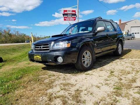 2004 Subaru Forester for sale in Eliot, ME
