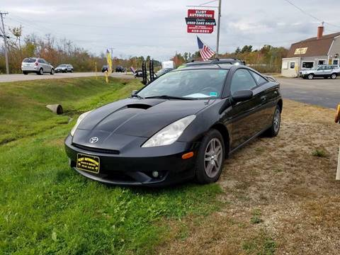 2003 Toyota Celica for sale in Eliot, ME