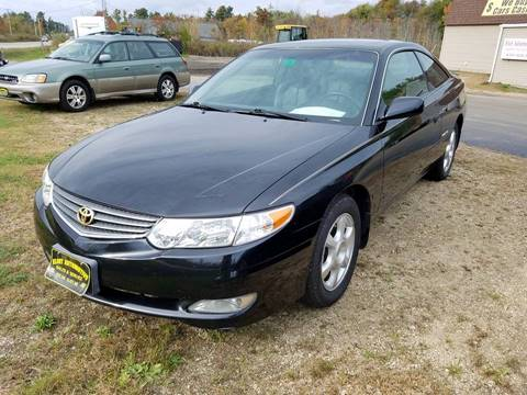 2002 Toyota Camry Solara for sale in Eliot, ME