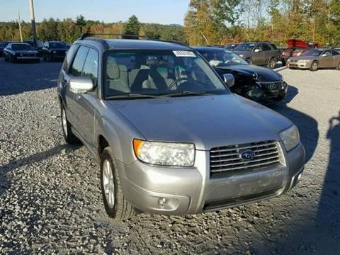 2006 Subaru Forester for sale in Eliot, ME