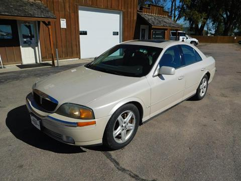 2001 Lincoln LS for sale in South Sioux City NE