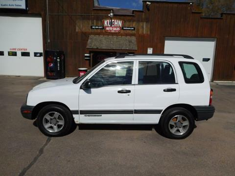 2004 Chevrolet Tracker for sale in South Sioux City, NE