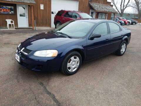 2005 Dodge Stratus SXT for sale at Kuehn Auto Sales Inc in South Sioux City NE