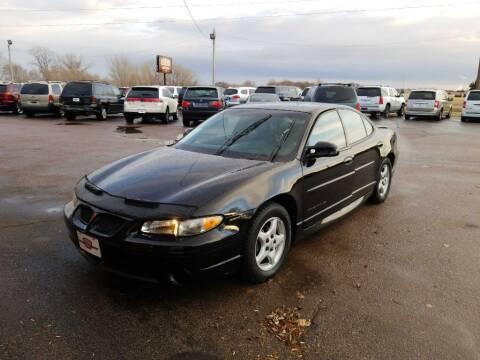 1998 Pontiac Grand Prix GT for sale at Kuehn Auto Sales Inc in South Sioux City NE