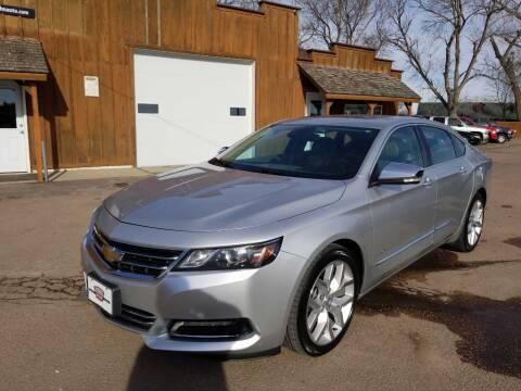 2014 Chevrolet Impala LTZ for sale at Kuehn Auto Sales Inc in South Sioux City NE