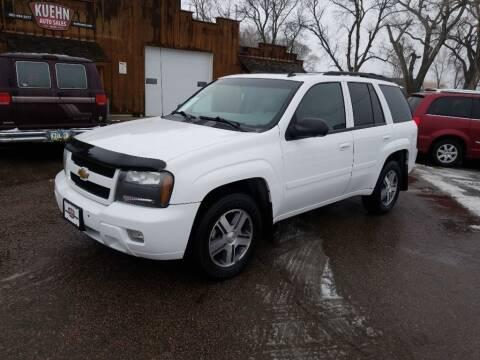 2007 Chevrolet TrailBlazer LS for sale at Kuehn Auto Sales Inc in South Sioux City NE