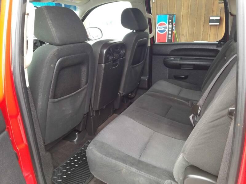 2012 Chevrolet Silverado 2500HD (image 5)