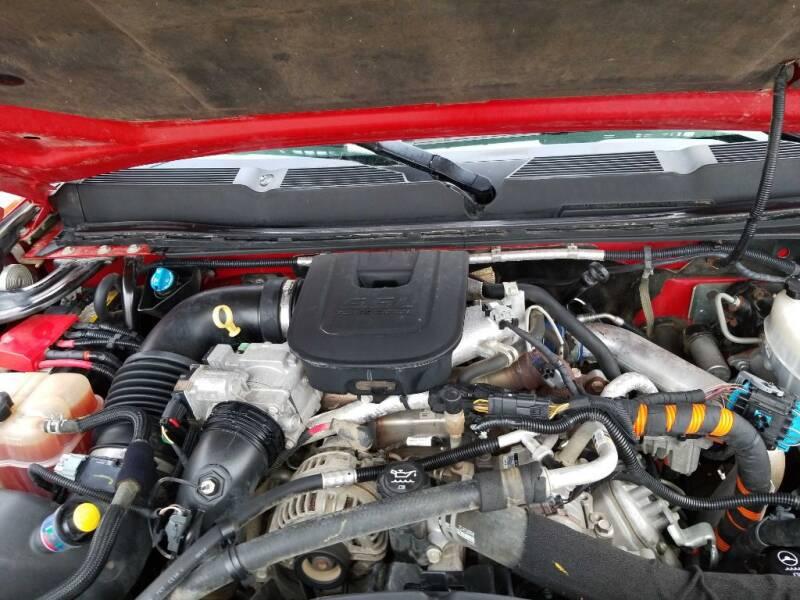 2012 Chevrolet Silverado 2500HD (image 12)