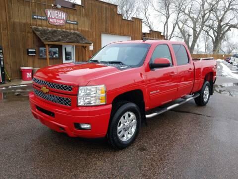 2012 Chevrolet Silverado 2500HD for sale at Kuehn Auto Sales Inc in South Sioux City NE